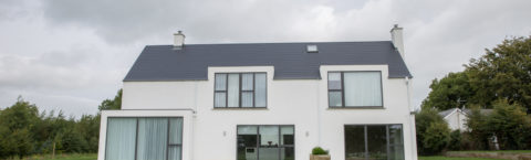 Modern cottage in Meath